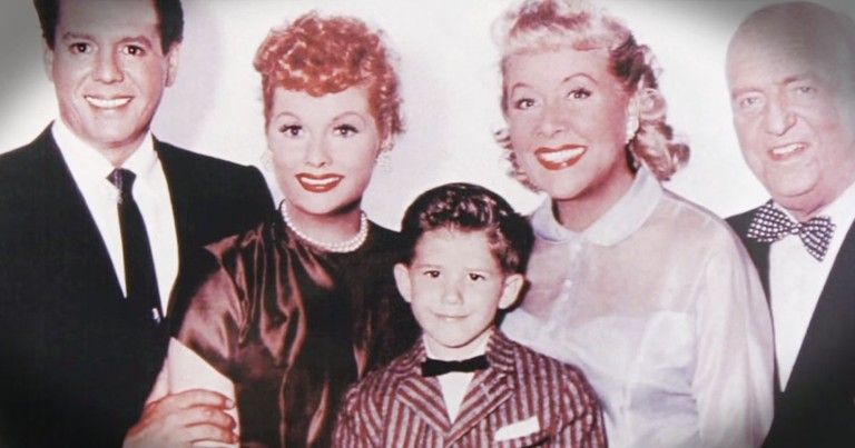 This 'I Love Lucy' Star Was On A Downward Spiral Until He Let JESUS In!