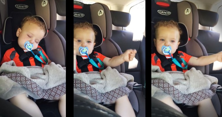 When His Favorite Song Comes On This Cutie Just HAS To Dance!