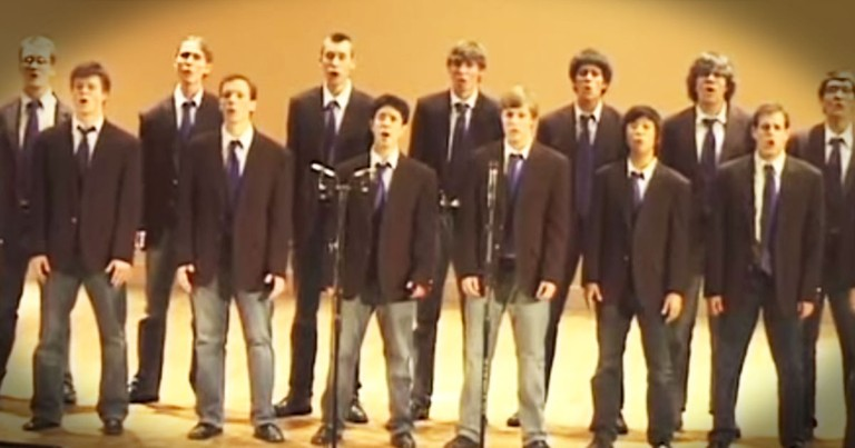 A Cappella 'Prayer of the Children' Will COVER You In Chills
