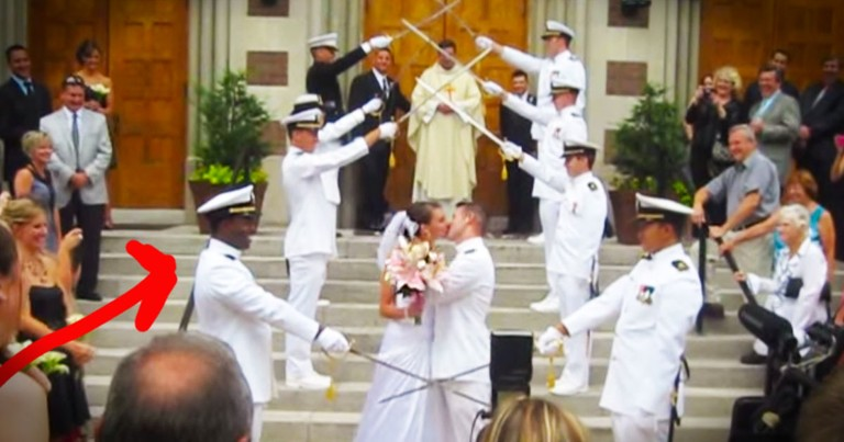 These Sailors Know How You Welcome Someone To The Family - LOL