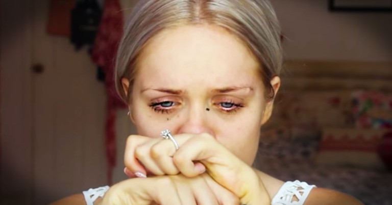 A Car Accident Changed Her Life. Now She Shares Her Struggles...TEARS