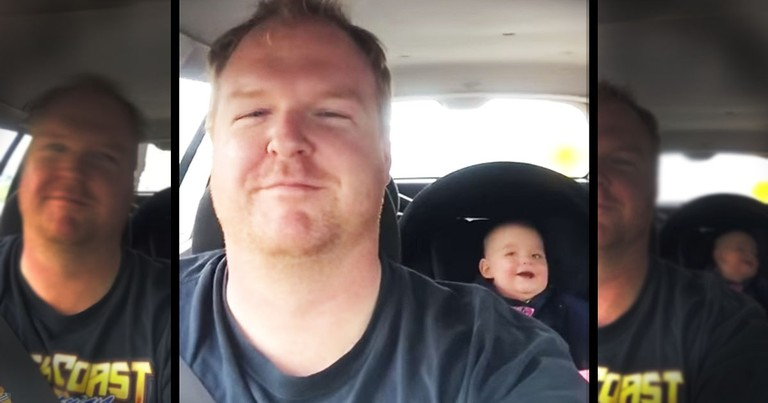 This Baby Started The Giggles And Now I've Got Them Too!