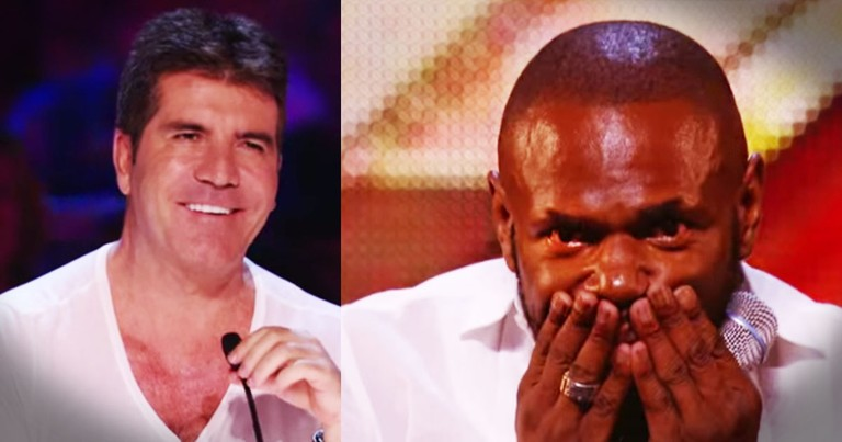After This Audition, He's Not A 'Backup' Singer Any More. . . TEARS!