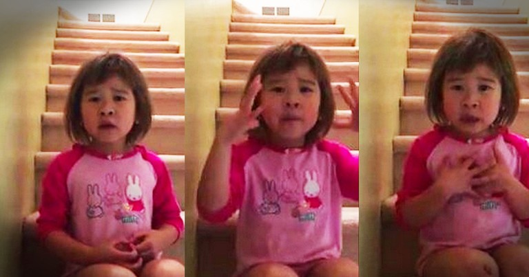 She Heard Her Parents Fighting, And How She Responded Is A Reminder You Won't Forget