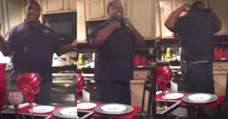 No Wonder This Went VIRAL! Husband's Reaction To Wife's Announcement Is Amazing.