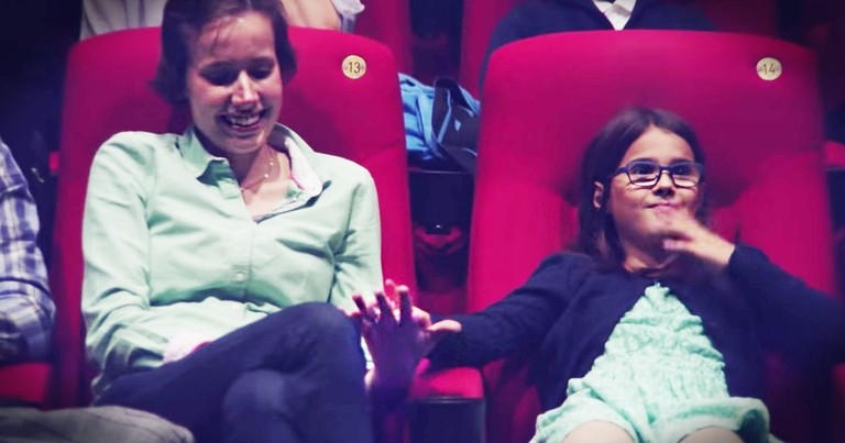 Little Girl's Film For Her Dying Momma Had Everyone In Tears