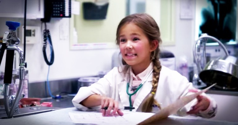 This Little Girl Is A College Professor, The Reason WHY...Amazing!