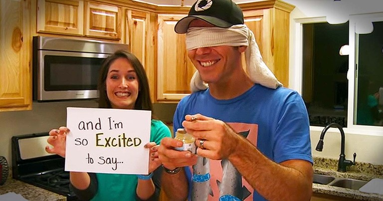 Taste-Test Turned Baby Surprise Made Me All Weepy