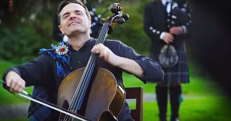 Piano Guys' Scottish Mash-up Of Fight Song And Amazing Grace Made My Heart Soar!