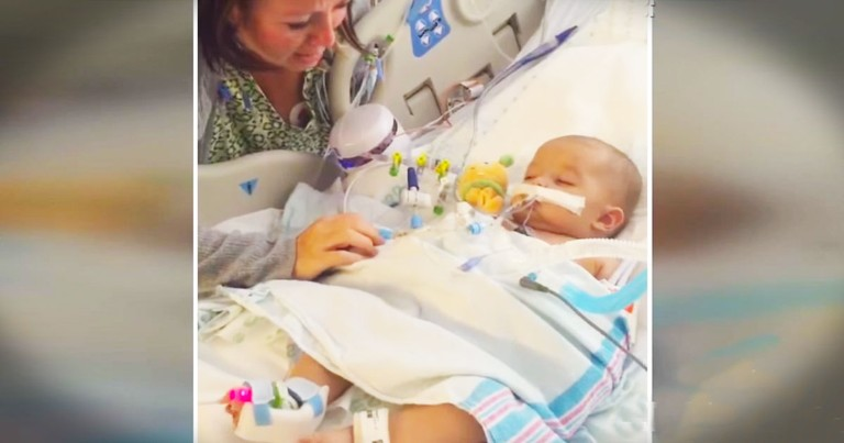 Mom Gives Her Baby Boy Life Twice
