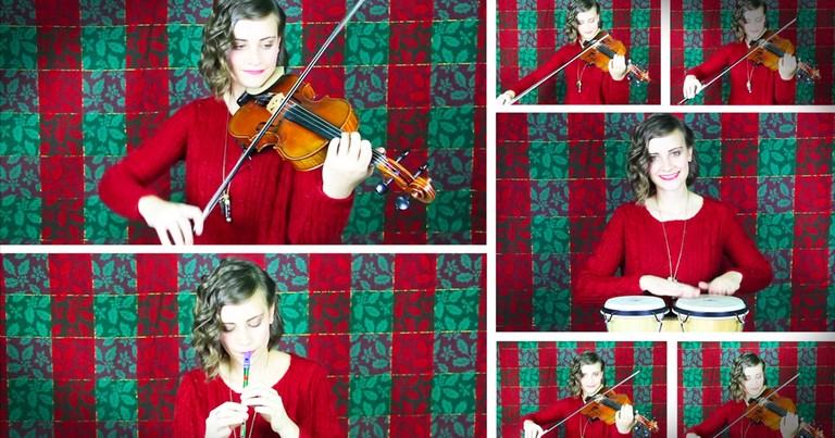 Christmas With A Celtic Twist Is Toe-Tapping And Brilliant