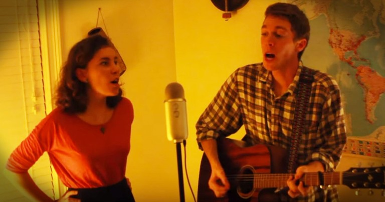 Talented Siblings Will Take You Back With This Dancing Tune