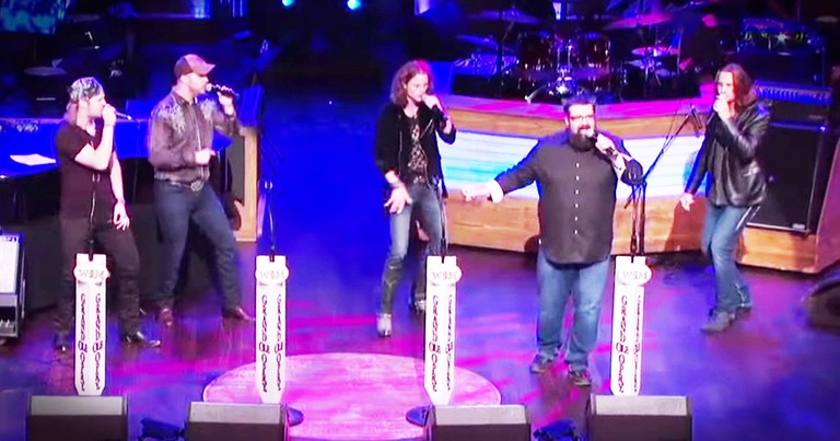 You'll Love This  A Cappella Rendition Of 'Life Is A Highway'