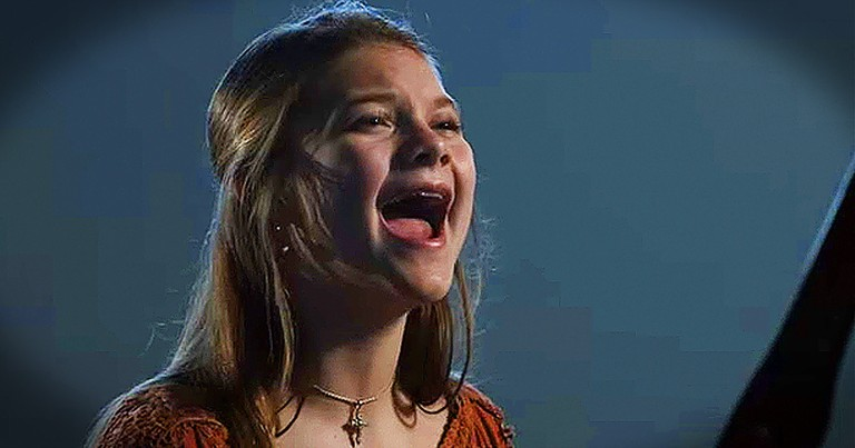 Hallie Grace Everett's Cover Of 'How Can It Be' Will Move Your Heart