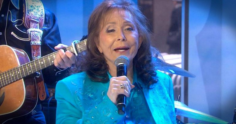 Loretta Lynn's Song About Heaven Had Me Saying 'AMEN'