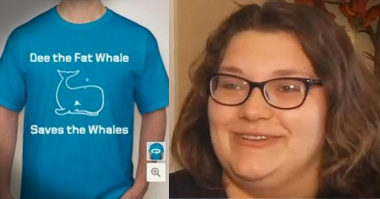 Bullies Called Her A 'Whale' And Now She's Helping Save The Whales
