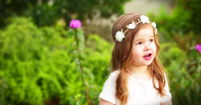 3-Year-Old's Easter Song Is POWERFUL