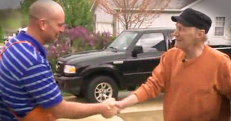 Surprise Kindness For A Deserving Cancer Patient Will Make You Cry