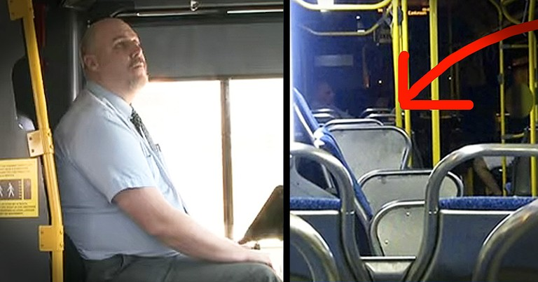 Bus Driver's Kindness To A Desperate Woman Will Restore Your Faith In Humanity