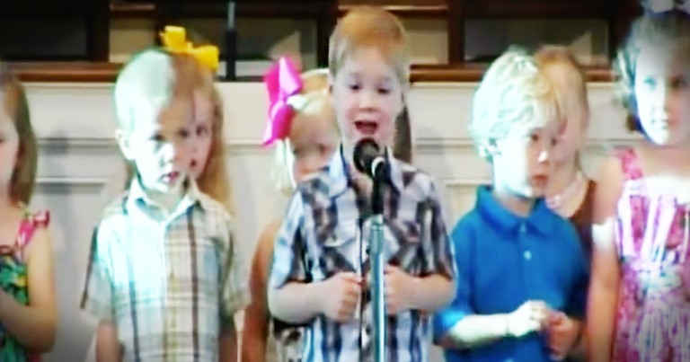4-Year-Old's Bible Song Turned Country Hit Will Crack You Up