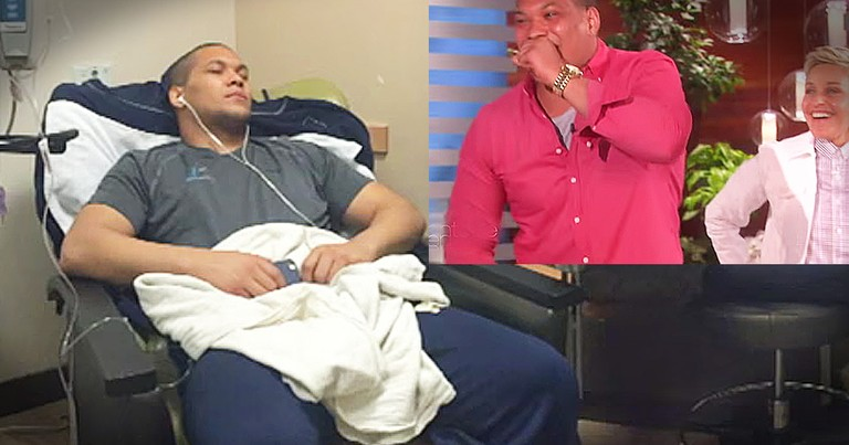 Inspiring Student Fighting Cancer Gets Tearful Surprise