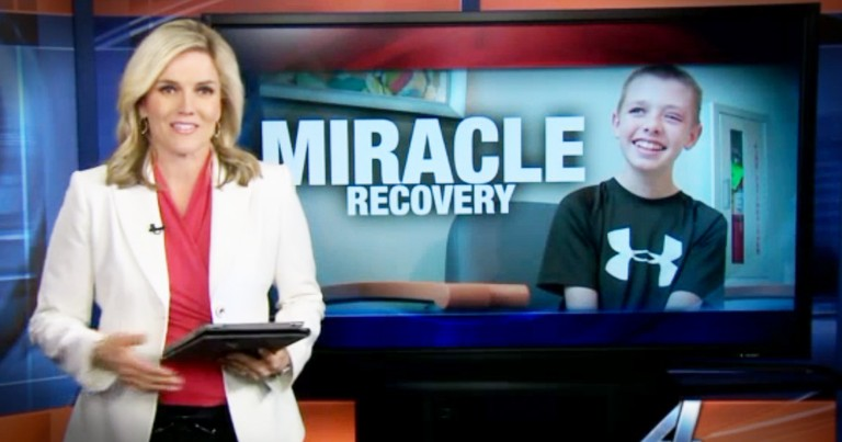 Parents Witness Divine Intervention After A Car Crash