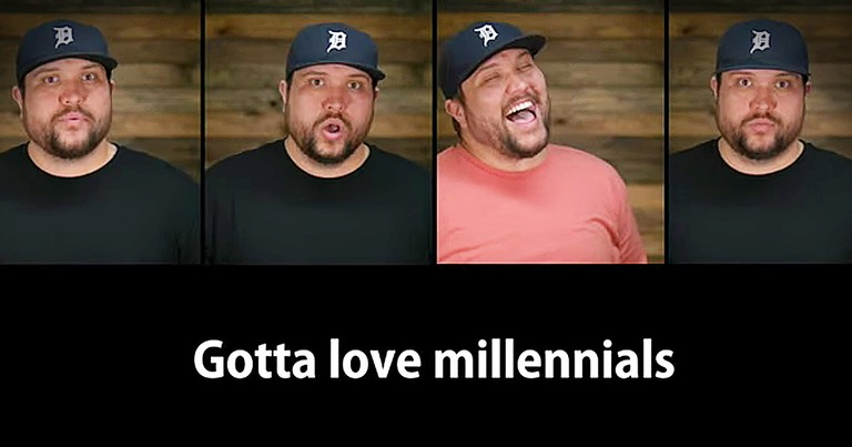 A Cappella Song About Millennials Will Crack You Up