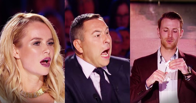 Magician's Audition Shocks The Judges