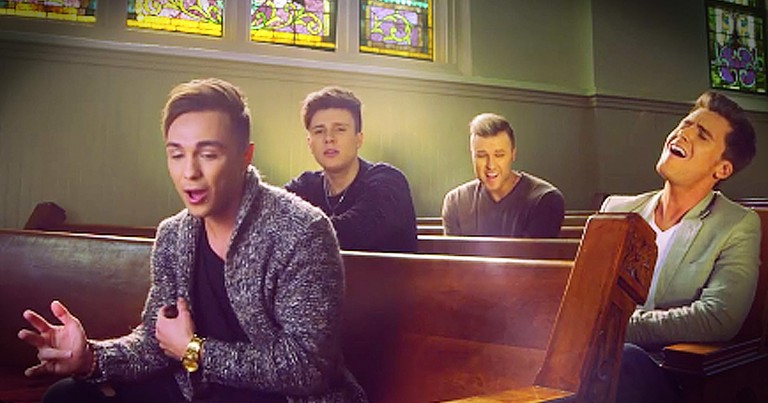 Hymn Medley Will Have You Saying Amen!