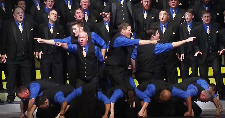 A Cappella Medley Will Make You Smile