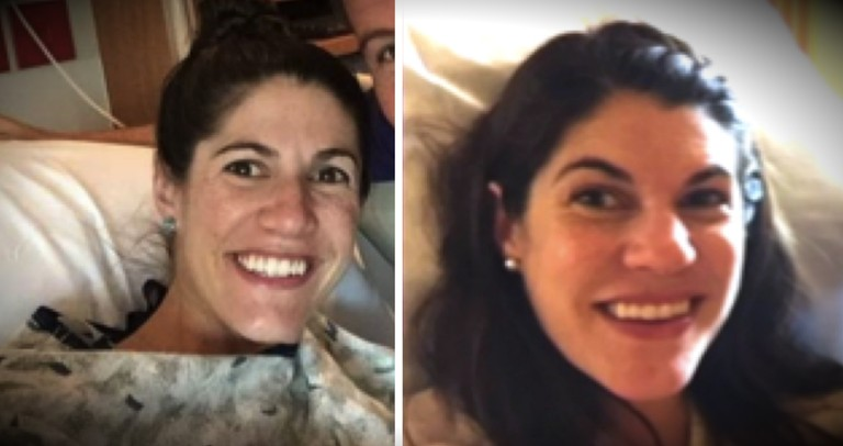 These Identical Twin Sisters Never Expected To Share THIS!