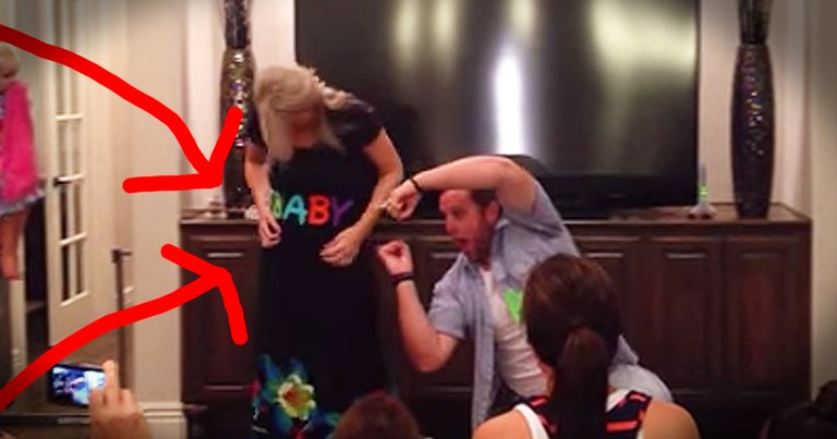 Couple's Musical Baby Gender Reveal Is Too Cute
