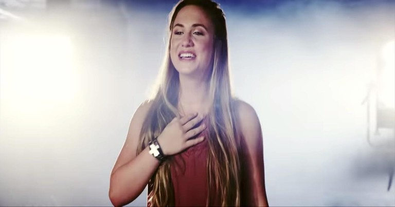 Abigail Duhon - 'I'm Not Ashamed' Official Music Video