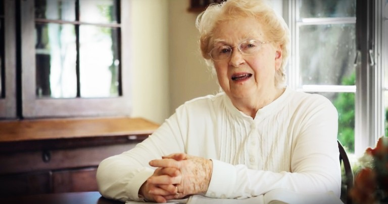 God Told 90-Year-Old Betty To Go To The Jail And Now She's Changing Lives