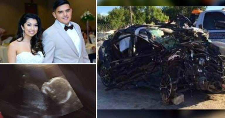 Wife's Warning After Losing Husband And Unborn Son To Drunk Driver