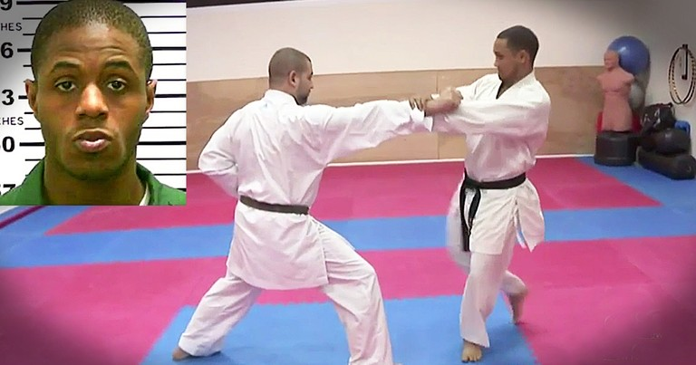 Martial Arts Instructor Saves Woman Being Attacked On The Street