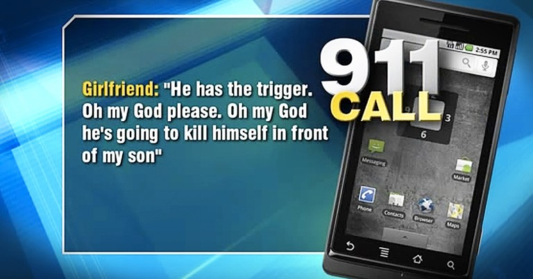 911 Operator Saves Man From Committing Suicide