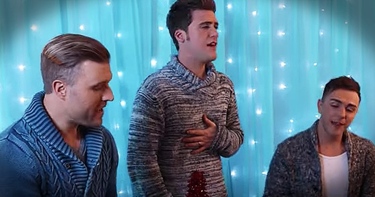 Anthem Lights Perform Wonderfully Festive 'This Christmas/Jingle Bells'