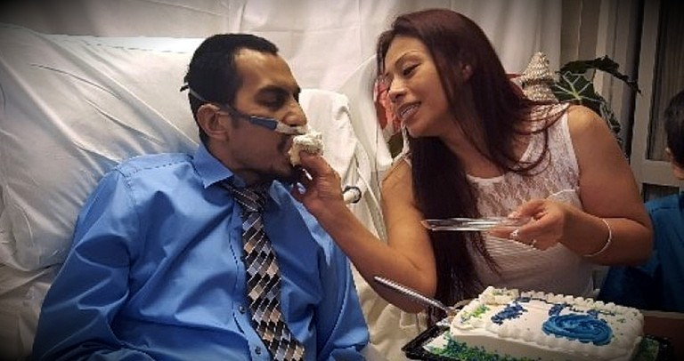 Nurses Help Grant A Dying Man's Wish To Marry The Love Of His Life