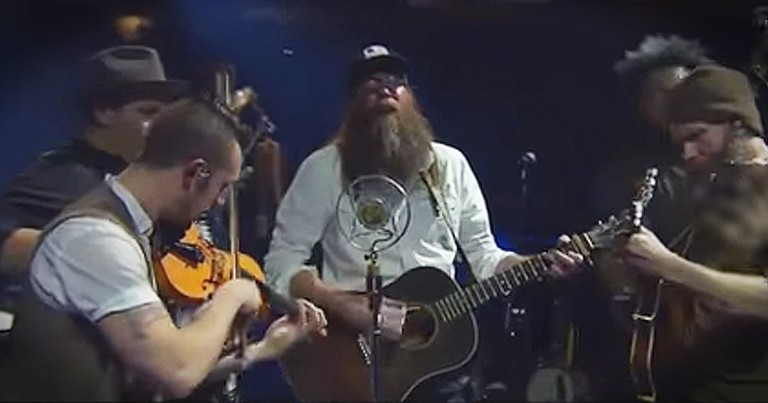 Soul-Stirring Mash Up Of 'How He Loves Us' And 'Come As You Are' From Crowder