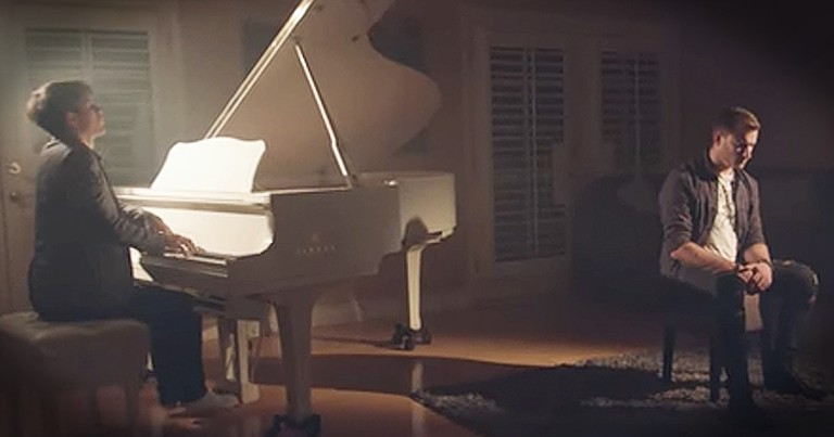 Chill-Inducing Cover Of Josh Groban's 'You Raise Me Up'