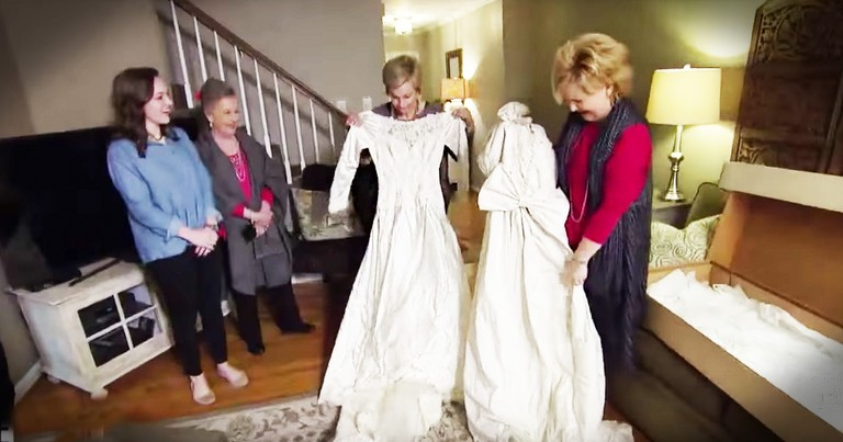 Women Meet After Their Wedding Dresses Were Switched 3 Decades Ago