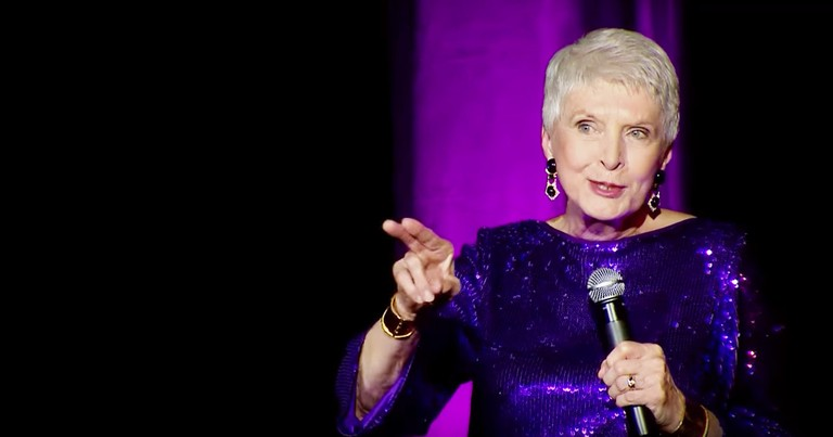 "Funny Jeanne Robertson Has A Teachable Moment In ""We Don't Sell Vanilla Milkshakes"" Stand Up Act"