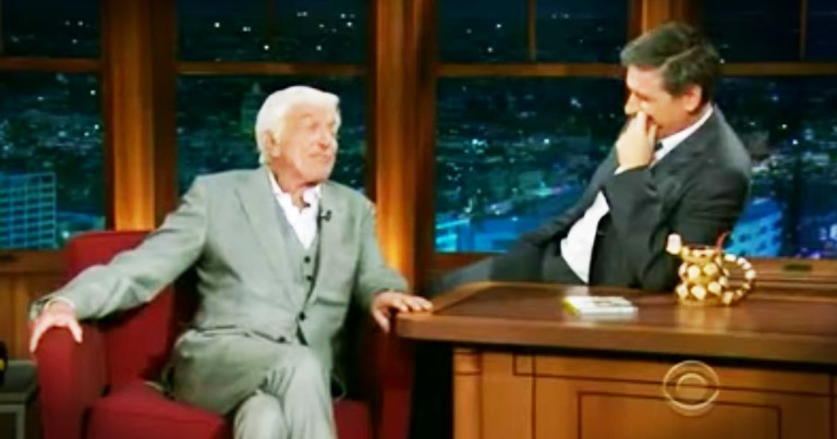 Dick Van Dyke's Life Was Saved By A Pod Of Porpoises