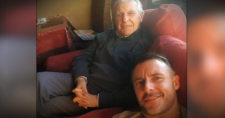 Devoted Son Finds A Clever Way To Help His Dad Battle Alzheimer's