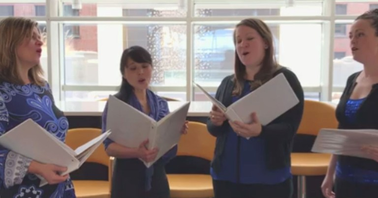 A Cappella A Cappella 'Will The Circle Be Unbroken' By Lumina Women's Ensemble Is Stunning