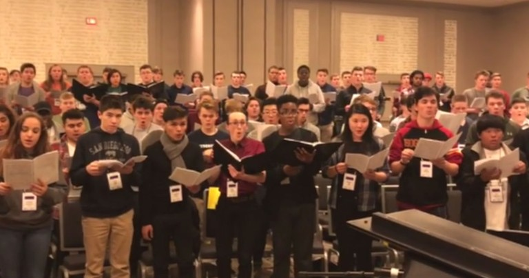 This Is The Most Incredible 'Star Spangled Banner' We Have Ever Heard