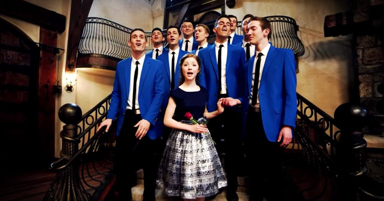 Incredible A Cappella 'Beauty And The Beast' Featuring Lexi Walker