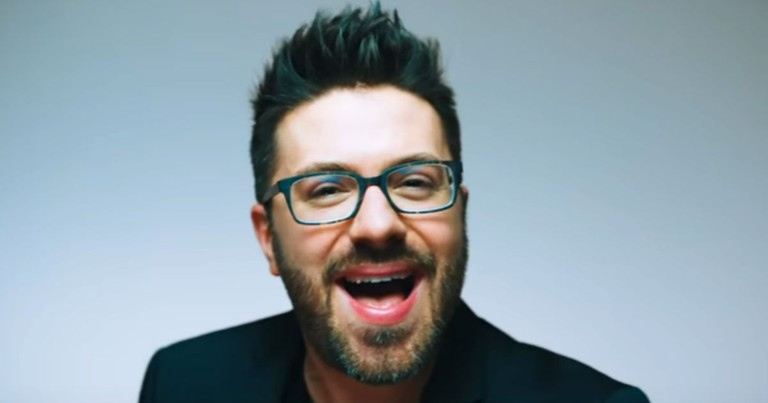 Danny Gokey Sings Of How God Transforms Us From Broken To Glory In 'Rise'