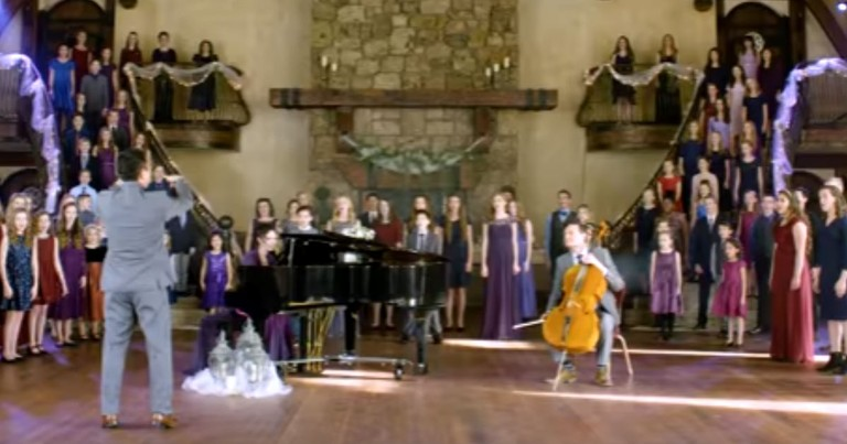Children's Choir Brings The Chills With 'Only Hope' Cover